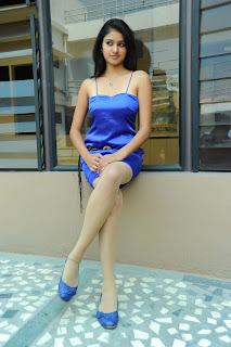 New Actress Simran dazzling Pos 001