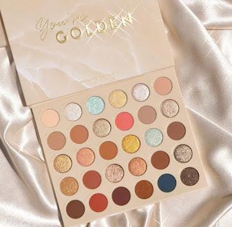 colourpop You're Golden Palette
