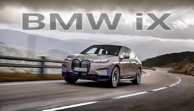 الجيل الجديد من سيارة BMW-IX الكهربائية.. تحفة مميزة من الشركة الألمانية الرائدة !