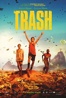 trash movie poster