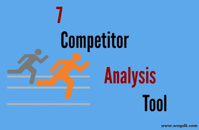 SEO Competitor Analysis Tools