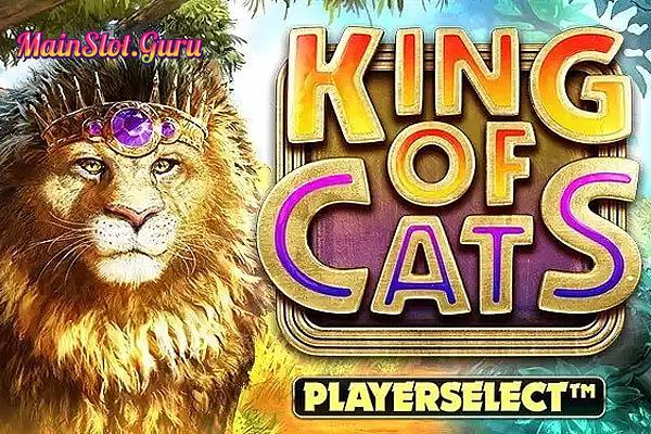 Main Gratis Slot Demo King of Cats Megaways Big Time Gaming
