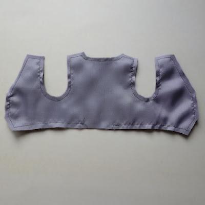 Cut vest