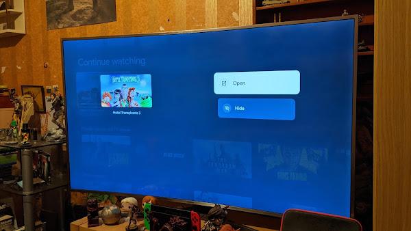 Google TV está a herdar um recurso essencial do Android TV