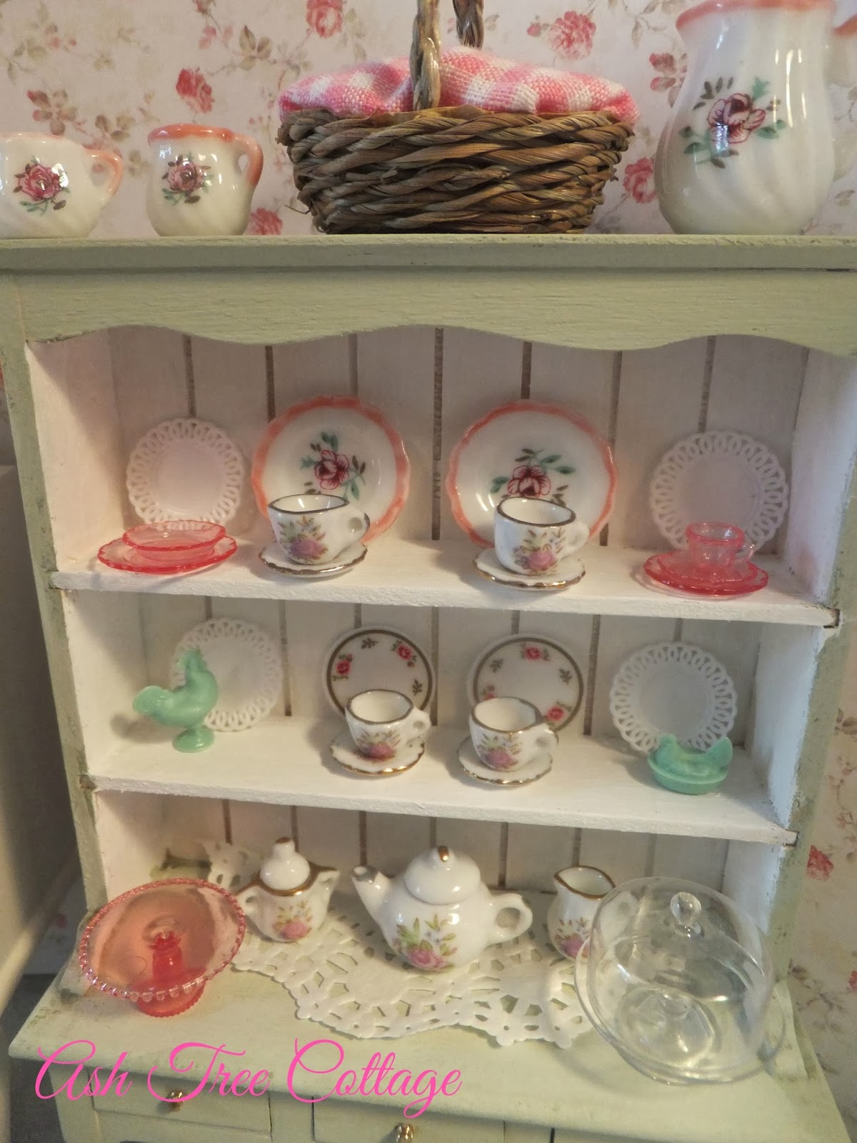 Ash Tree Cottage Miniature Furniture And Accessories