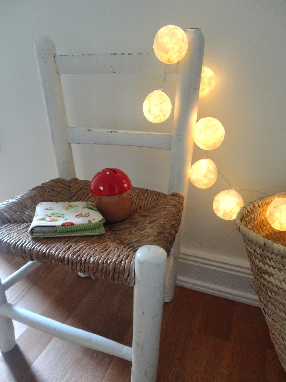 hej hanse wochenwerk leuchtkugeln. Black Bedroom Furniture Sets. Home Design Ideas