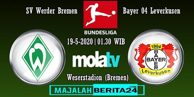 Prediksi Werder Bremen vs Bayer Leverkusen