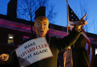Harvard GOP Club Calls Trump 'A Threat To The Survival Of The Republic'