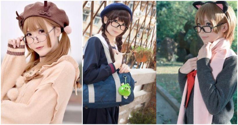 CROME cosplayer weibo man