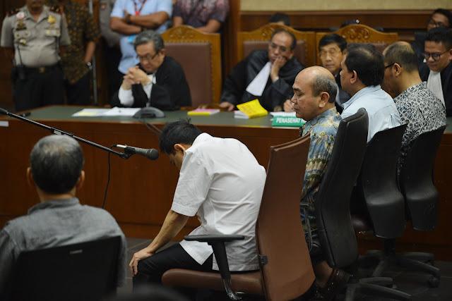 Ajukan Juctice Collaborator, Setnov Klaim Akan Bongkar Pelaku Utama