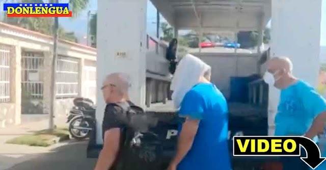 20 atletas detenidos en un gimnasio de Maracay por no cumplir la cuarentena
