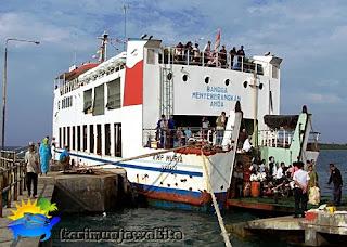 kapal ferry 6 jam jepara karimunjawa