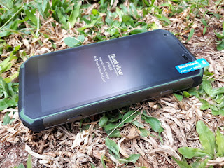 Hape Outdoor Blackview BV9500 New 4G LTE RAM 4GB ROM 64GB IP68 Certified Baterai 10000mAh