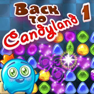 Jugar a Regreso a Candyland: episodio 1