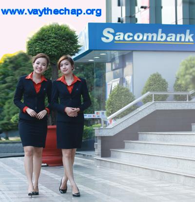 Vay vốn ngân hàng Sacombank thủ tục đơn giải ngân trong 24h