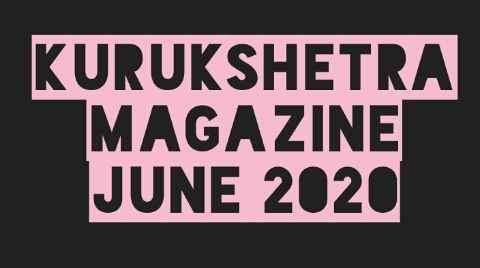 Kurukshetra Magazine June 2020