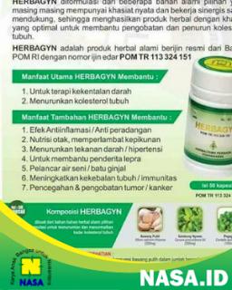 Jamu Herbal Kolesterol, Darah Tinggi