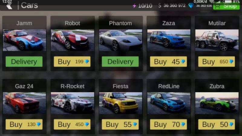 MadOut Big City Online V6.7 Mod Unlimited Money By Taufiq