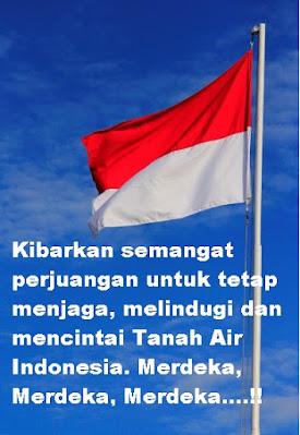 Kata Kata Ucapan Selamat Hari Kemerdekaan Dirgahayu Republik Indonesia 17 Agustus 2020 Cara Cek Sisa Paket