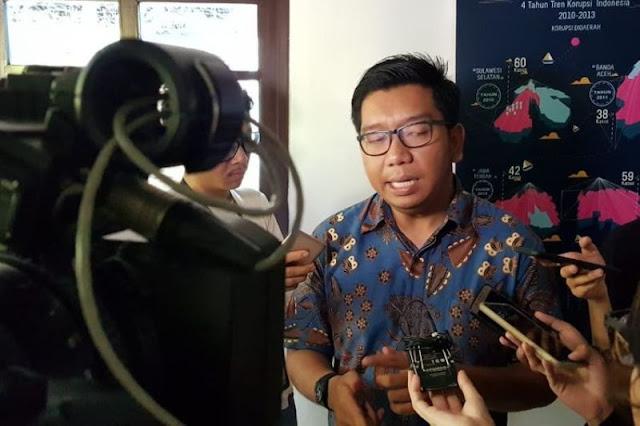 Berikan Grasi Kepada Mantan Gubernur Riau, ICW: Narasi Anti Korupsi Jokowi Omong Kosong