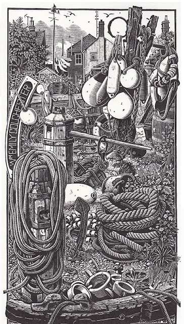 The Sailmaker's Garden by Barry Woodcock