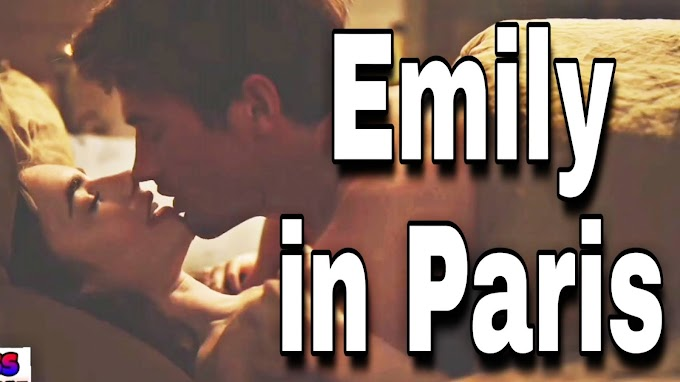 Lily Collins sexy scene - Emily in Paris (2021)