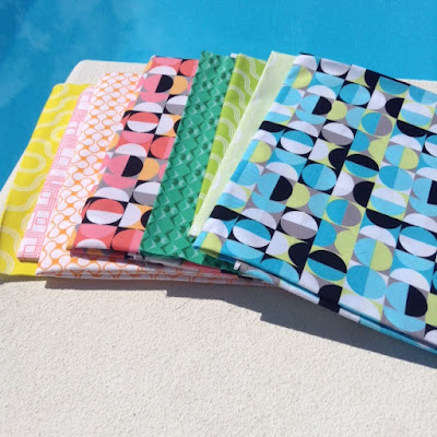 Good Vibes fabric Christa Quilts