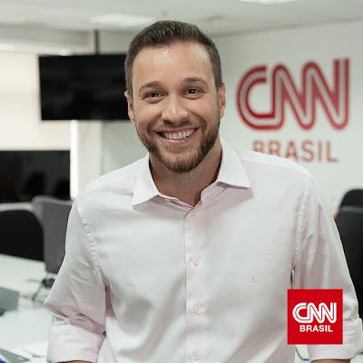 Cassius Zeilmann _CNN Brasil_Divulgação_Spokesman