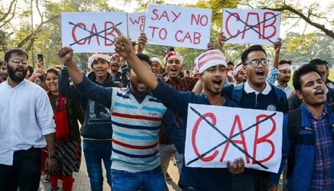 Dissent, perletakan jawatan selepas undang-undang kewarganegaraan BJP