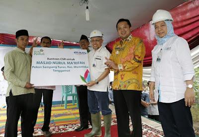 Program Lampung Terang 2019, Gubernur Resmikan Listrik di 25 Desa