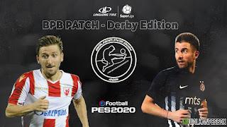 PES 2020 BPB Patch Derby Edition V0.1 by BPB EDIT TEAM