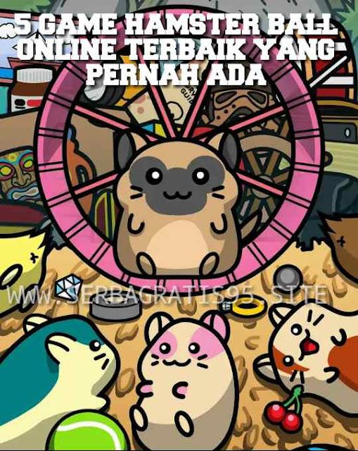 Rekomendasi  Game Hamster Ball Online