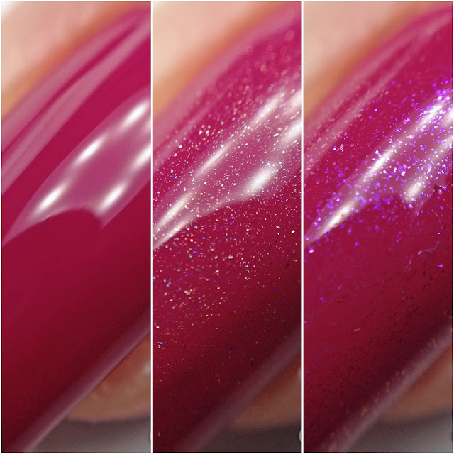 Sassy Pants Polish-Kiss & Make Up