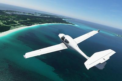 Butuh Data Hingga 2 Petabyte , Ini 6 Fakta Menarik Game Flight Simulator 2020