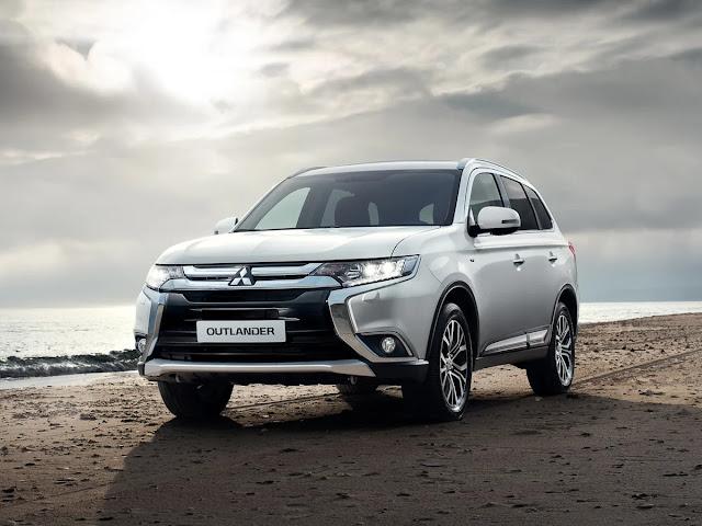 Mitsubishi отзывает более 63 тысяч моделей Outlander