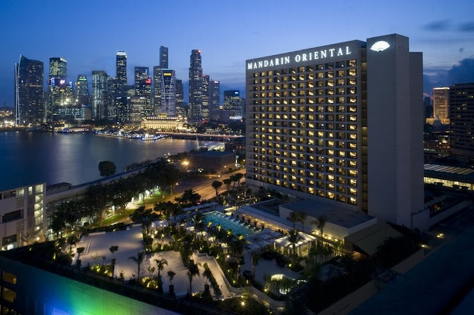 The 5 Closest Hotels To Marina Bay Singapore