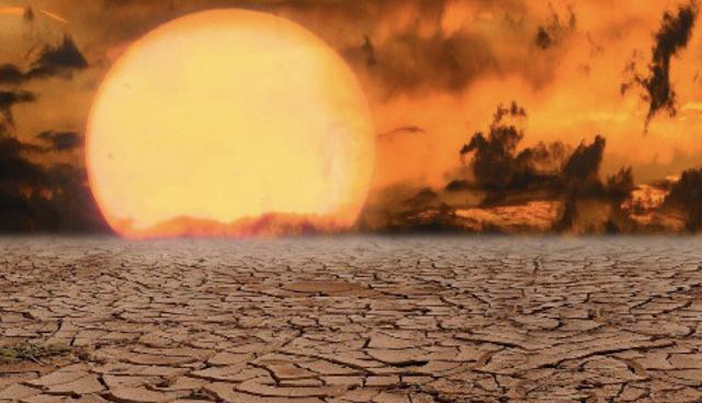 New study refutes climate-change alarm