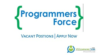 Programmers Force Pvt Ltd Internship Jobs In Pakistan May 2021 Latest | Apply Now