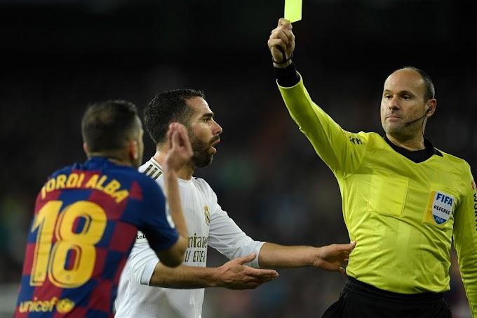 Madrid 2-0 Barca: Vinicius & Mariano stirke to send Blancos back to La Liga top