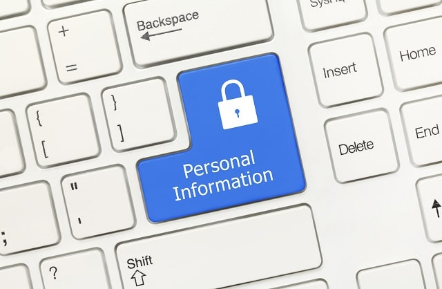 how to protect personal information business data security