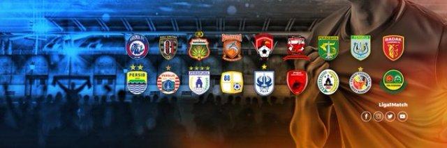 Hasil Lengkap, Daftar Top Skor, dan Klasemen Liga 1 2019