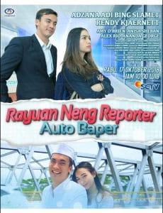 Nama Pemain FTV SCTV Rayuan Neng Reporter Auto Baper