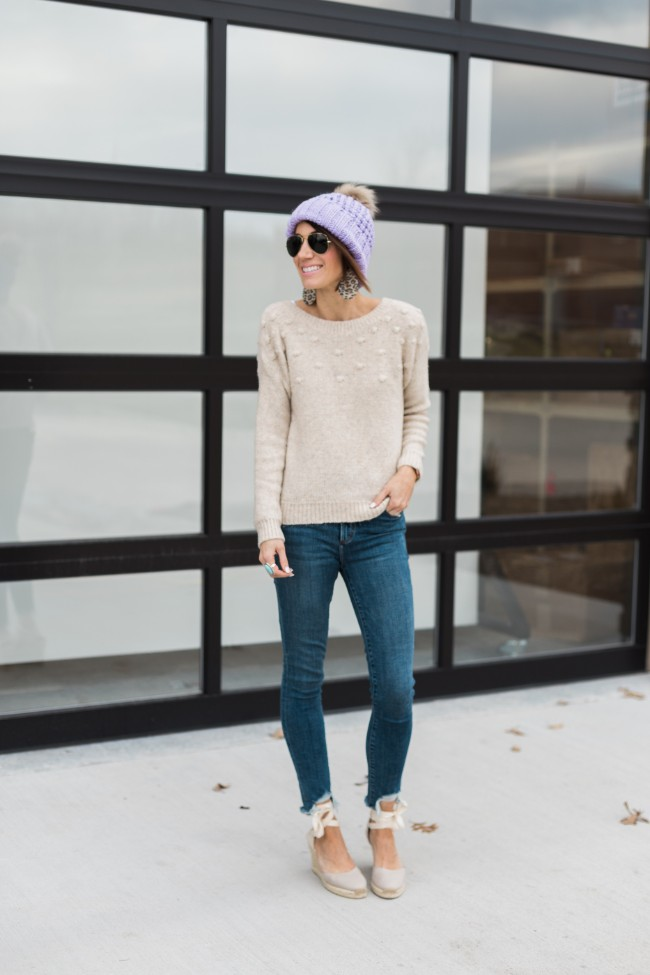 January Outfit - Kilee Nickels