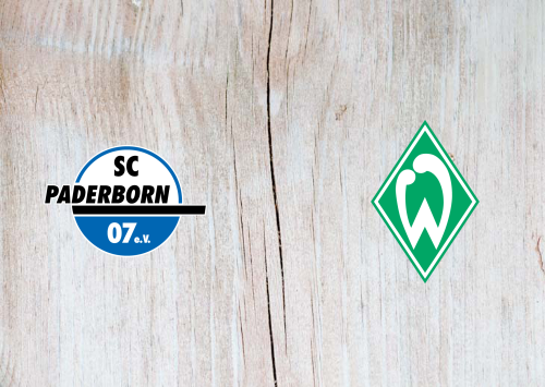Paderborn vs Werder Bremen -Highlights 13 June 2020