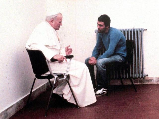 Hapishane Günlükleri: Papa ve Mehmet Ali Ağca