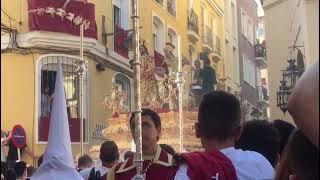 Salida de la Sentencia desde San Nicolás en la Semana Santa de Córdoba 2019