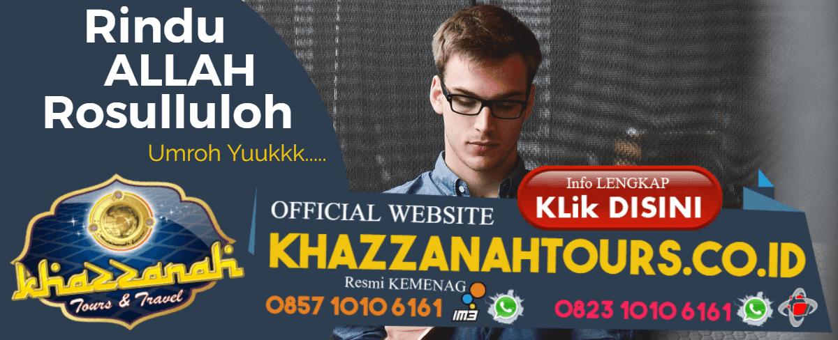 khazzanah tours depok