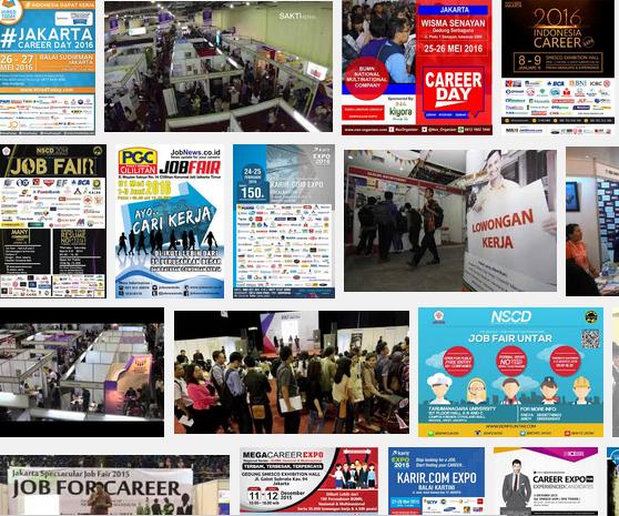 Jadwal Job Fair Jakarta Terbaru dan terlengkap