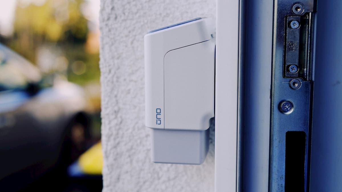 ekey uno Fingerprint | Mit dem Fingerabdruck die Haustüre öffnen ist einfach praktisch und cool