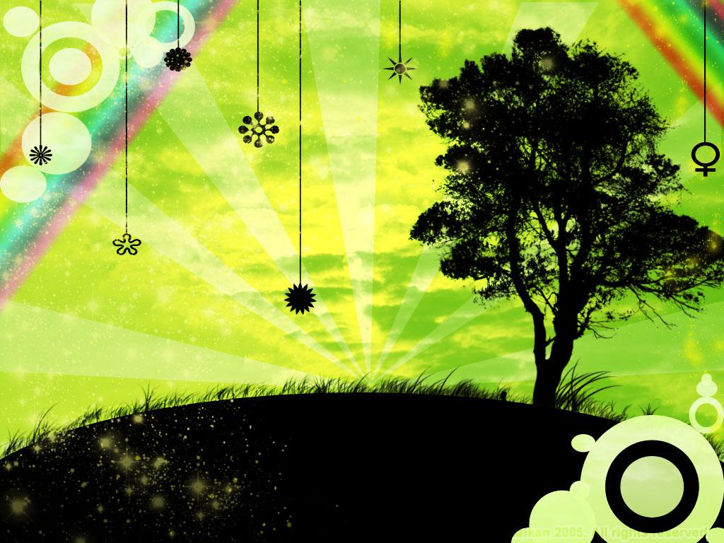 Creative Abstract Desktop Wallpaper Designs - NetFandu